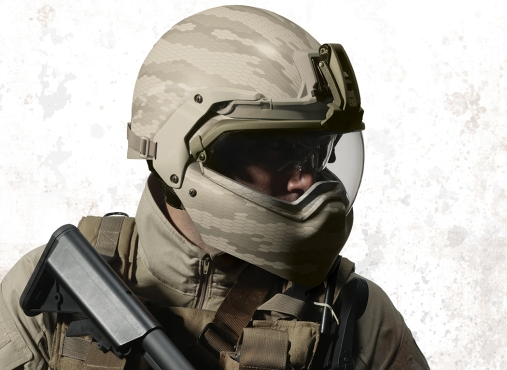 Conformal Integrated Protective Headgear System