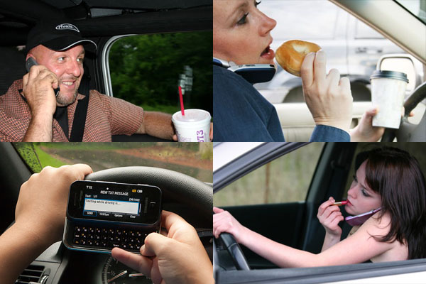 distracted driving cdc